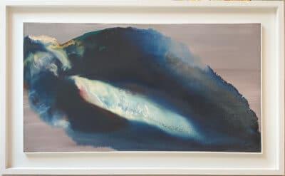 Paul Jenkins - Opera 1960 Penomenon - off island of the sun