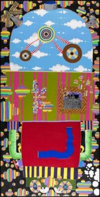 Rodrigo Godá - Opera A flor do tempo, 2007